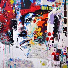 "Saatchi Art Artist Tezcan Bahar; Painting, ""Coco"" #art"