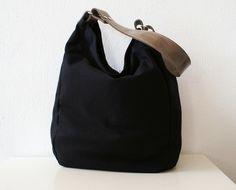IKS płótno czarny szary (sprzedawca: MMS), do kupienia w DecoBazaar.com Bags, Fashion, Handbags, Moda, Fashion Styles, Totes, Lv Bags, Hand Bags, Fashion Illustrations
