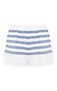 Lilly Striped Shorts by Lemlem - Moda Operandi
