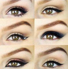 Cynthia Dulude. Eye liner. https://www.youtube.com/user/cynthiadulude