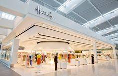 Harrods Terminal 5, Heathrow London