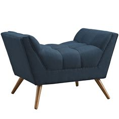 Modway Furniture Modern Response Fabric Ottoman