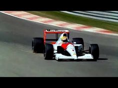 Ayrton Senna - The Mystical Brazilian Hero. HD - YouTube