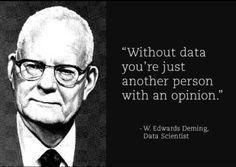 Data Deming