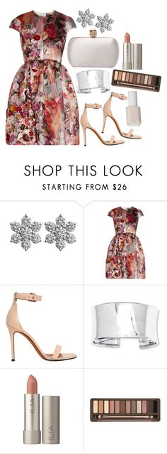 """""""Holiday Style"""" by ultraviolet92 ❤ liked on Polyvore featuring MSGM, Givenchy, Alexander McQueen, Ilia, Urban Decay and Essie"""