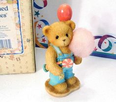 Cherished Teddies Mike I'm Sweet On You by ParadeOfMemories