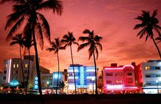 Welcome to Miami Beach.