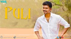 Post-production of 'Puli' is happening at a quick pace.