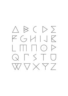 thin greek typeface - Google Search
