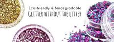This Glitter Doesn't Harm You Or The Planet