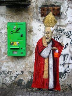 los mejores ejemplos de arte callejero