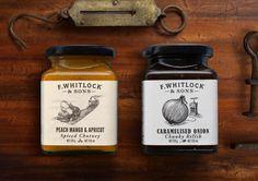 F.Whitlock & Sons - Marx - Packaging & Branding