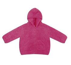 Angel Dear Babygirls Infant Chenille Hooded Jacket Fuchsia Pink 612 Months *** Check this awesome product by going to the link at the image.