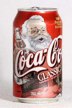 1999 Coca-Cola Classic Canada Christmas ..FOLLOW THIS BOARD FOR GREAT COCA COLA PINS OR ANY OF OUR OTHER COCA COLA BOARDS. WE HAVE A FEW SEPERATED BY THINGS LIKE BOTTLES, CANS, VEHICLES, ADS AND EVERYTHING ELSE COKE...CHECK 'EM OUT!! HERE ----> http://www.pinterest.com/acontornosr/