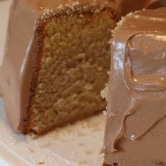 Peanut Butter Pound Cake Recipe - Combining two of my favorite things.  Oh my word.