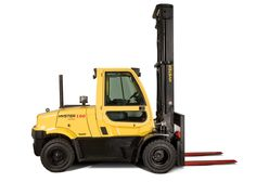 H170-190FT - 4 Wheel Pneumatic Tire Forklift