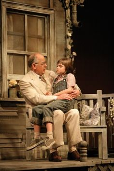 To Kill A Mockingbird - performed at Stratford Festival; awesome rendition