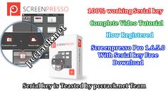 Screenpresso with use of this software you would be able to just a few seconds to x-ray and film Ray of windows environment action.  via @https://www.pinterest.com/pccrack/