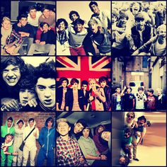 One Direction ☺☺☺❤❤❤❤