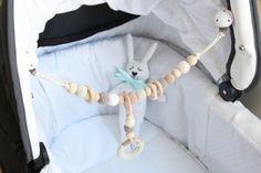 NOUVELLE chaîne de poussette de bébé au Crochet / siège d'auto