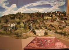 "This is our 10'4"" x 10' HO gauge/scale realistic fantasy custom model train layout in Southern Connecticut. At Dunham Studios, we specialize at creating custom model railroads, custom train layouts, custom model railways, model accessories and more for over 50 years."