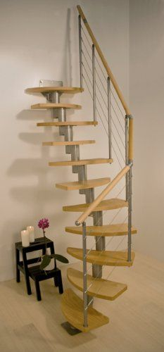 Dolle Rome Space Saver Spiral - Loft Staircase Kit (In Stock) Dolle http://www.amazon.co.uk/dp/B00BG6MJQA/ref=cm_sw_r_pi_dp_1Mt-vb1554R88