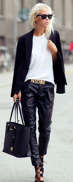 Michael Kors Bags and Moschino Belt