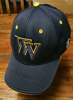 hot sale online cfd18 d6ef4 West Virginia University Mountaineers WVU The Game Pro Hat Cap size 7  Football  TheGame