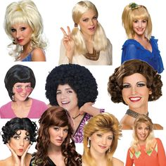 1000 Images About Wigs Costume Amp Salon Quality Theatrical