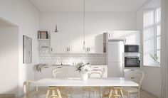 Retro industrial kitchens in new project by Riksbyggen (via Bloglovin.com )