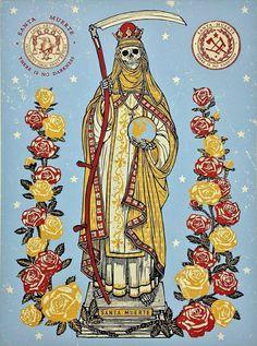 Ravi Zupa / La Santa Muerte
