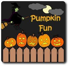 Halloween Fun with Five Little Pumpkins! - Pinned by @PediaStaff – Please visit http://ht.ly/63sNt for all (hundreds of) our pediatric therapy pins