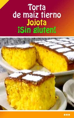 #torta #bizcocho #maíz #jojota #singluten