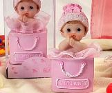 It's a Girl Baby Favors and Announcements - COUPON CODE IS saveme5
