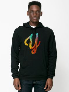 Young Y is Fly Pullover Fleece Hoodie