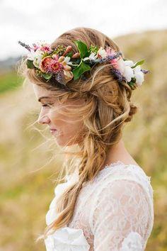 wedding hair bouquets 5
