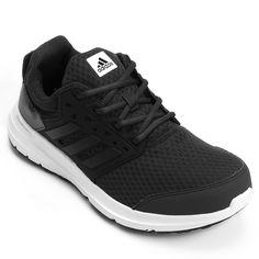 Tênis Adidas GalaxY 3 Preto | Netshoes
