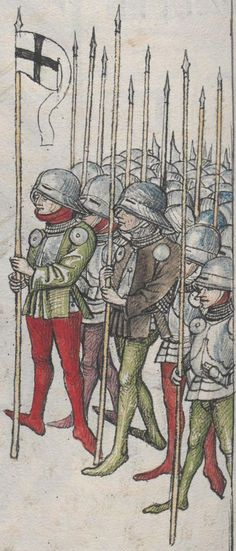 Need to find original source Medieval Life, Medieval Knight, Medieval Armor, Medieval Tapestry, Medieval Paintings, Templer, Landsknecht, Early Middle Ages, Medieval Manuscript