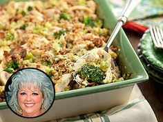 Paula Deen Shares Her Healthy Chicken Recipe