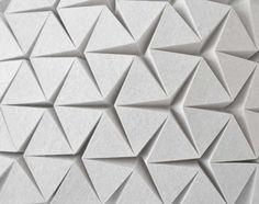 pliage papier origami blanc