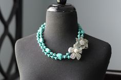 Cabo with Prissy & Zinnia by TheBlingTeam, via Flickr. Premier Designs Jewelry Carolyn Popp