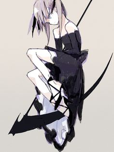 Maka Anime Soul, Chica Anime Manga, Anime Art, Super Manga, Baka To Test, Soul Eater Evans, Character Art, Character Design, Soul And Maka