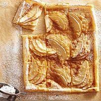 Ginger Pear Galette Recipe http://www.bhg.com/recipe/tarts/ginger-pear-galette/