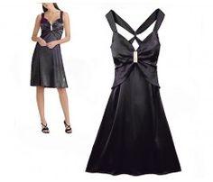 Официална рокля - Barb mini черна