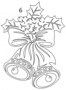 Téli filigránok Kreatív Mánia | Kézműves blog