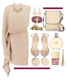 """""""18.01.18"""" by malenafashion27 ❤ liked on Polyvore featuring Vionnet, Givenchy, Christian Louboutin, Kendall + Kylie, Mixit, Chanel and SPINELLI KILCOLLIN"""