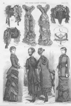 Young Ladies Journal 1881 [fashion and fancy-wo...