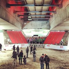 Under the bridge avec Agalops #nuitssonores