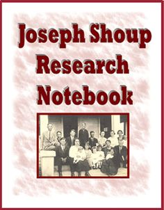 Lessons Learned in Genealogy Research: How a Research Notebook Can Keep You Organized