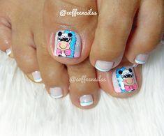 Cute Toes, Toe Nail Designs, Toe Nails, Magic, Makeup, Beauty, Finger Nails, Simple Toe Nails, Classy Gel Nails